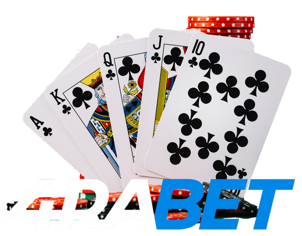 Sign up for 4rabet and enjoy slots and table games from the well-known providers.