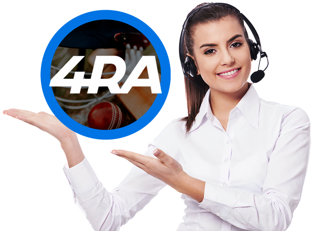 You contact the 4rabet support team whenever you have a betting-connected problem.