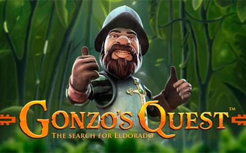 Gonzo's Quest slot.