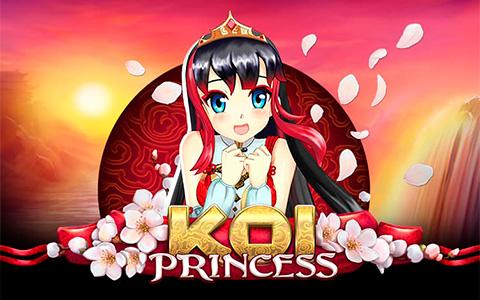 Koi Princess casino game.