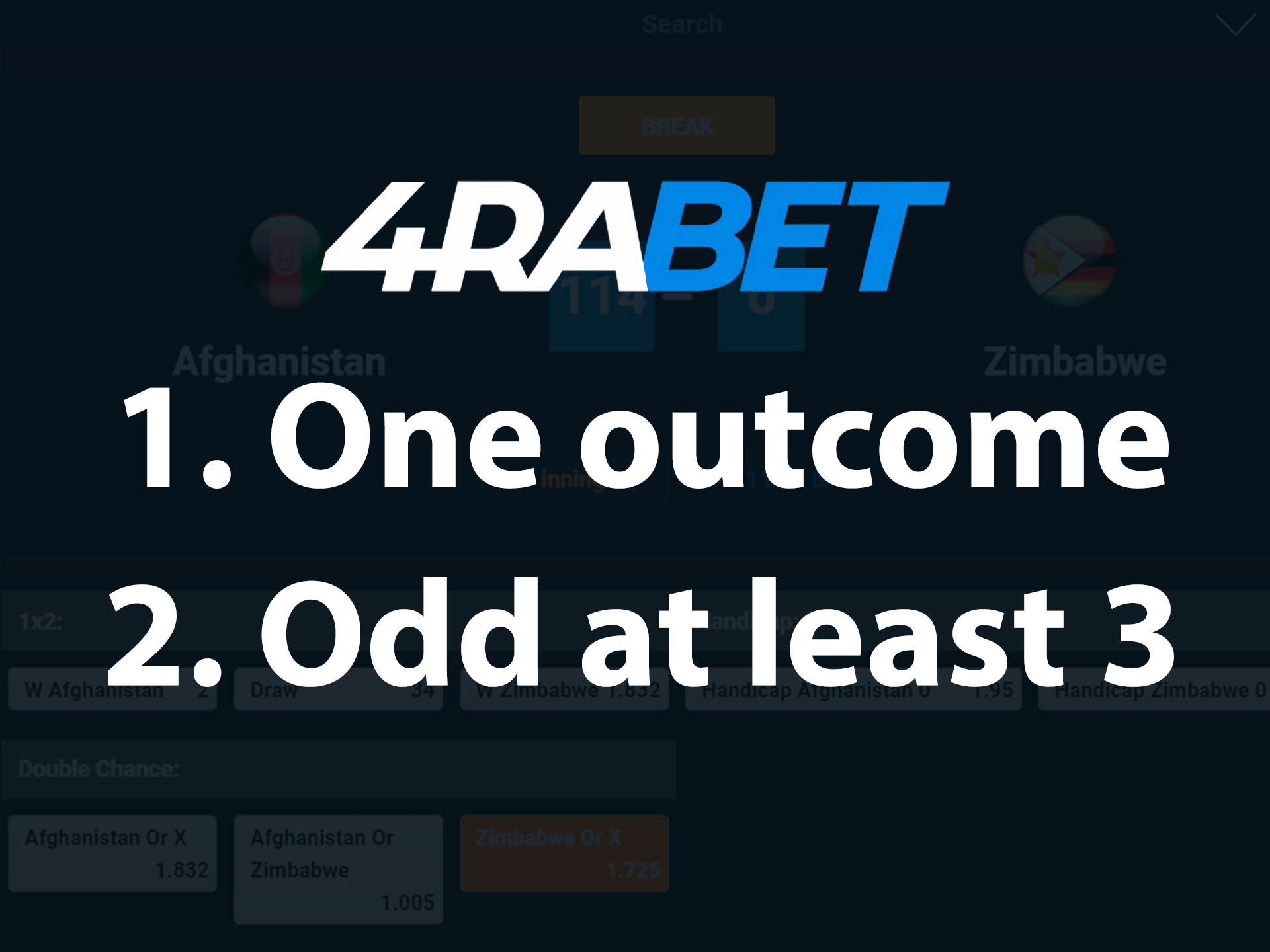 Meet the wagering conditions to be able to withdraw your winnings.