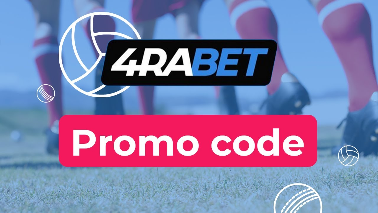 4rabet promo code for new players when registering or downloading the app.
