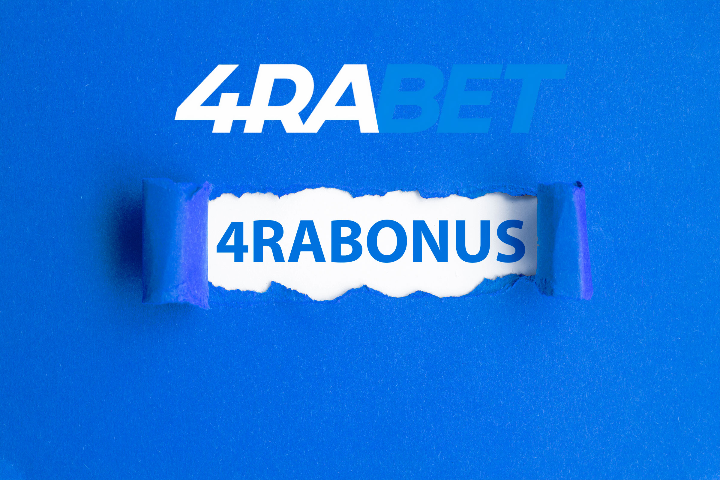 Use promo code 4RABONUS when you register your account and get a 200 percent bonus on your first deposit!